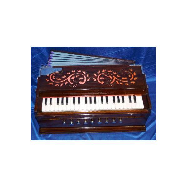Harmonium - Modèle 3 voix - En housse