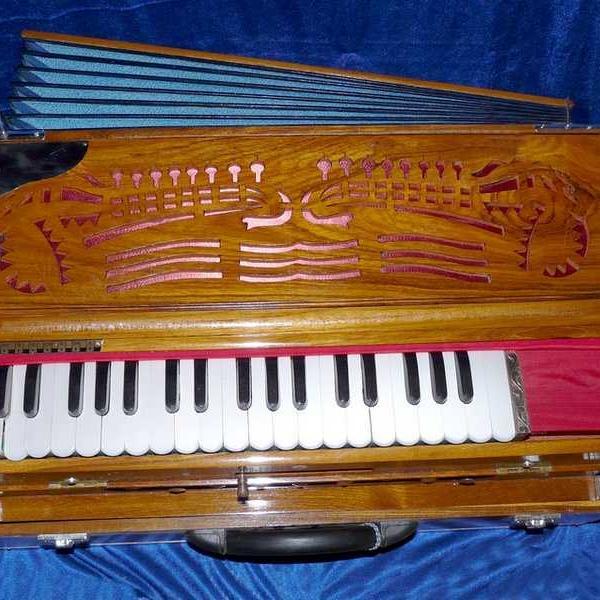 Harmonium - Modèle 3 voix - Transpositeur