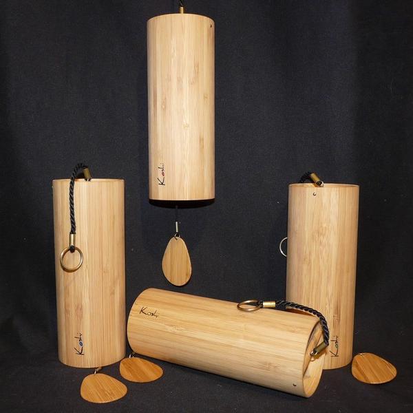 Carillons Koshi - Pack complet ''Les 4 Eléments''