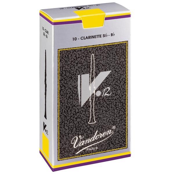 Anches Clarinette Sib - Vandoren V12 - 4