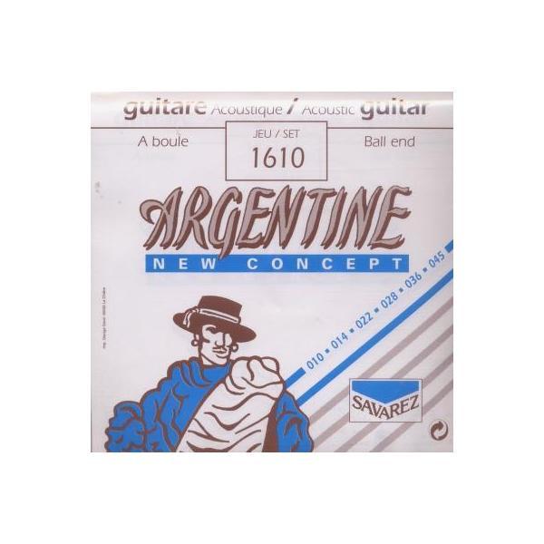 Jeu cordes Guitare Jazz - Boule - Argentine XL