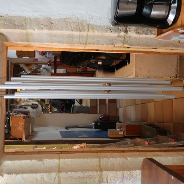 Carillon éolien tubulaire - accordage chakra