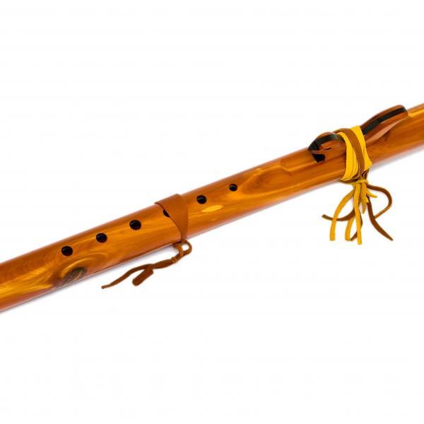 Flûtes natives amérindiennes