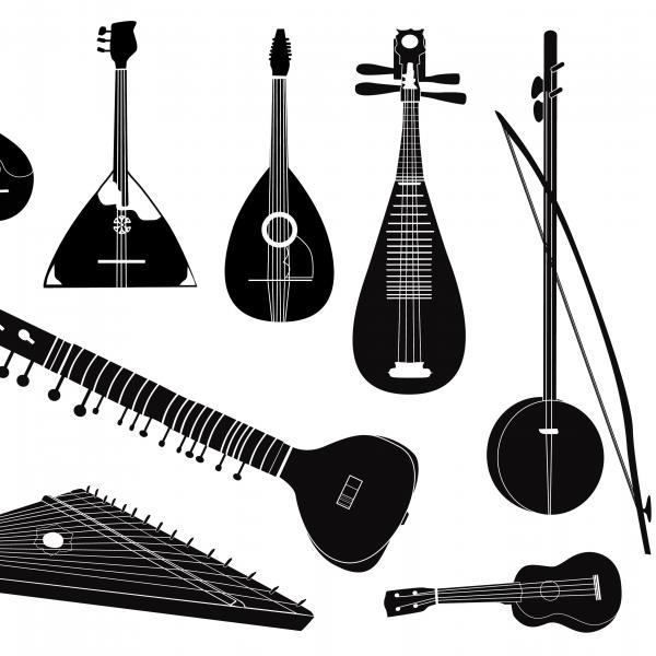 Pour instruments à cordes